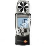 testo 410-2 - анемометр со встроенной крыльчаткой, сенсором влажности, сенсором температуры